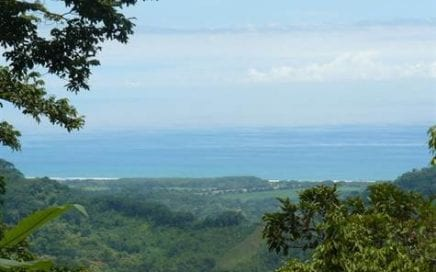 15 ACRES – 7 Building Sites w/ Ocean and Mountain Views w/ Jungle and River Access!! Owner Financing