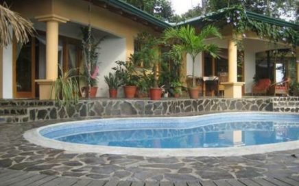 3.3 ACRES – 2 Bedroom Ocean View Home w/ Pool In Prestine Jungle Setting, Great Location And Access
