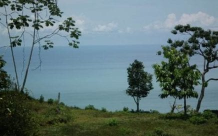 1 ACRE – Nice Wooded Ocean View Property At A Great Price!!