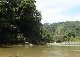 728m2 – 860m2 – Very affordable river frontage lots a short drive from Dominical.