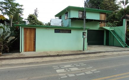 231 M2 – Residential And Commercial With Paved Road Frontage And Apartment Rental!!!!