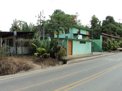 231 M2 - Residential And Commercial With Paved Road Frontage And Apartment Rental!!!!