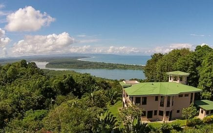 1.13 ACRES – 3 Bedroom Ocean View Home Plus Guest House!!!!