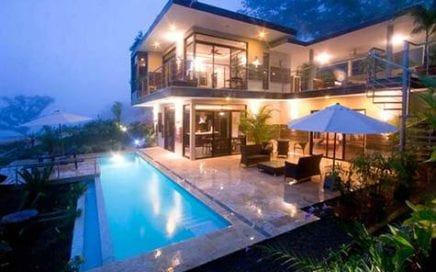 0.34 ACRES – 3 Bedroom Modern Tropical Ocean View Home With Pool!!!!