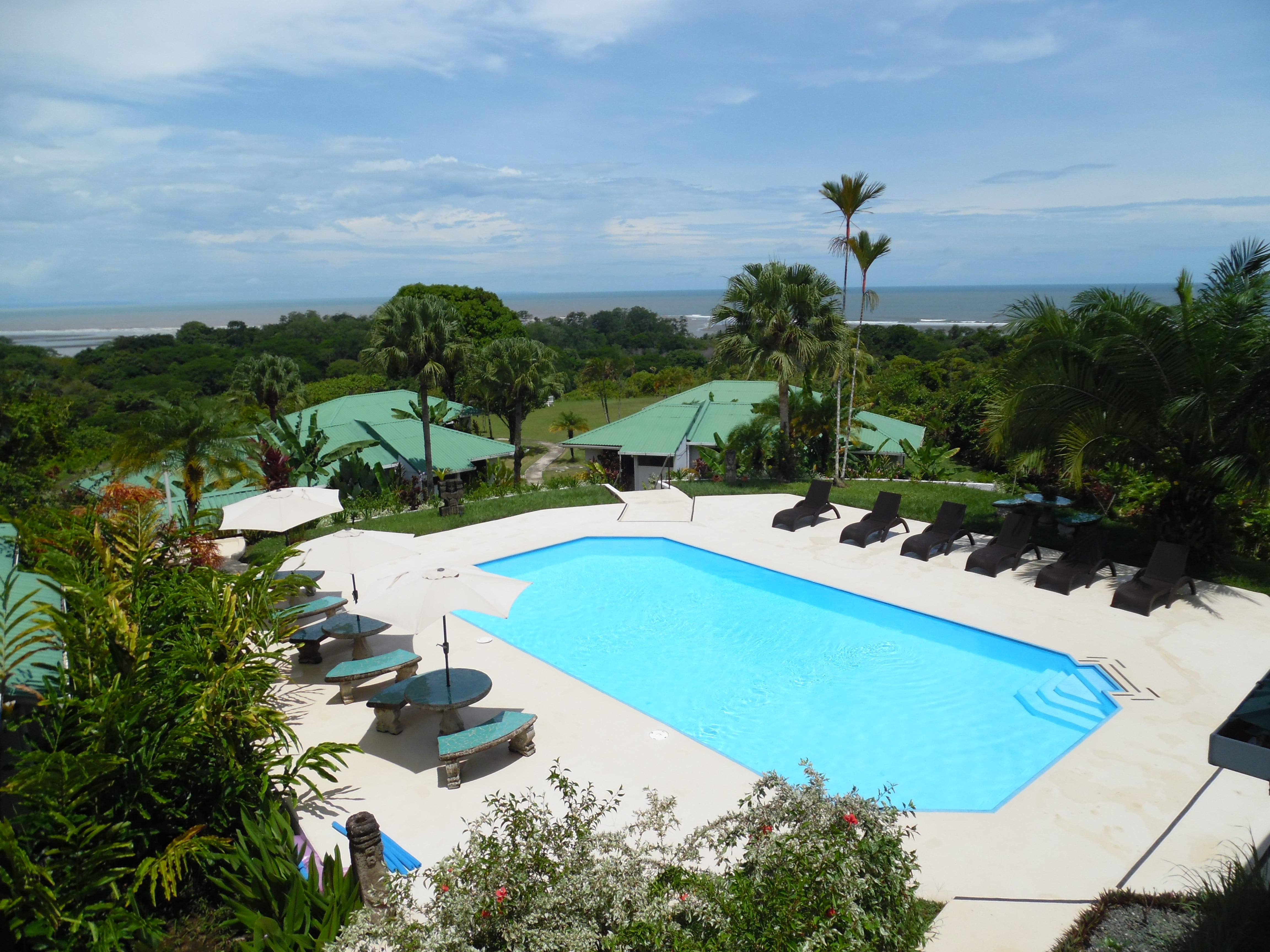 14.11 ACRES - 12 Room Ocean View Hotel With Pool, Restaurant, And Room For Expansion!!!!