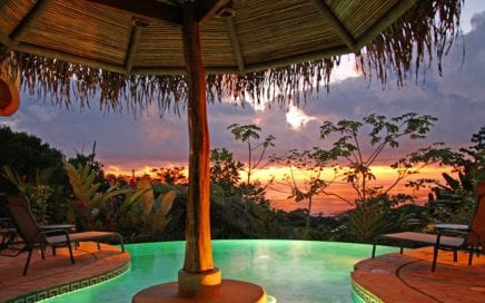1.4 ACRES – Two Seperate 2 Bedroom Ocean View Villas With Shared Pool!!!
