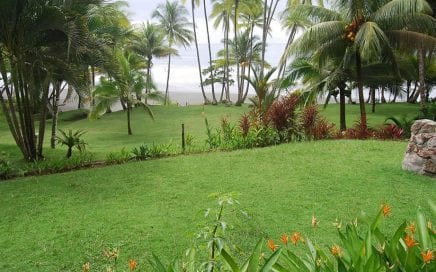 175 ACRES – Corcovado Beachfront Acreage With Eco Lodge!!!