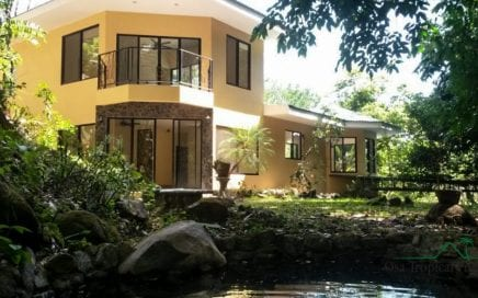 1.17 ACRES – 3 Bedroom Home In Jungle Setting With Waterfall View!!!