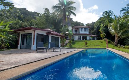 2 ACRES – 3 Bedroom Ocean View Home Plus Pool And 1 Bedroom Guest House!!!!