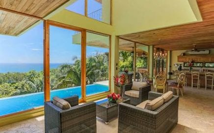 3 ACRES – 5 Bedroom Estate Home With Amazing Ocean Views!!!