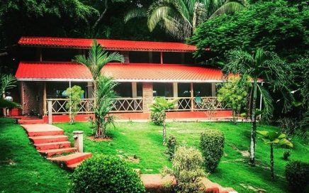 6 ACRES – Turn Key BnB With 4 Rooms And Pool With Ocean And Jungle Views!!!