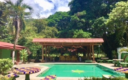 1.55 ACRES – Fully Titled Hotel/Development Property In The Center Of Dominical!!!