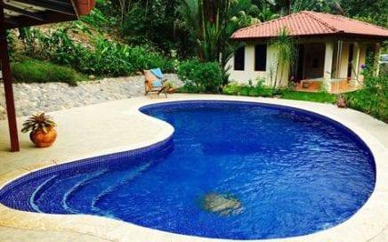 2.13 ACRES – 1 Bedroom Ocean View Home With Pool Plus 2 Bedroom Guest Home!!!!