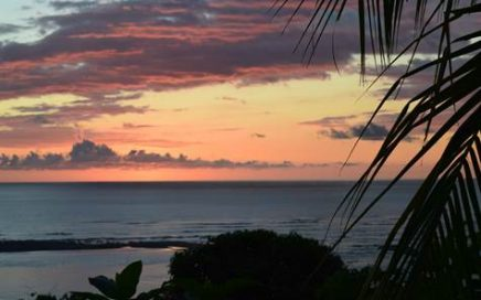 0.92 ACRES – 2 Bedroom Home With Pool With One Of The Best Ocean Views In Costa Rica!!!!