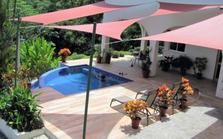 5.75 ACRES – Bedroom Very Private Ocean View Home With Pool!!!!