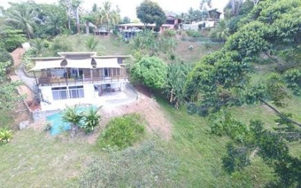2 ACRES – 2 Homes, Pool, Restaurant On This Commercial And Residential Ocean View Property!!!!