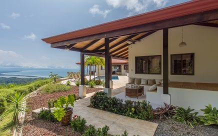 0.21 ACRES – 3 Bedroom Modern Spanish Hacienda With Pool And Spectacular Ocean Views!!!