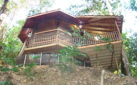 2.5 ACRES – 2 Bedroom Cabin With Private Waterfall And Second Building Site!!!