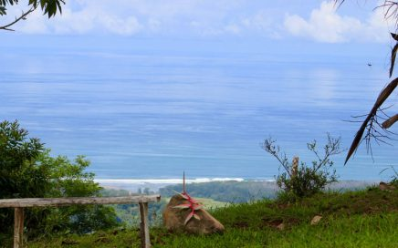 3.94 ACRES – Amazing Sunset Ocean View Property In Lagunas!!!