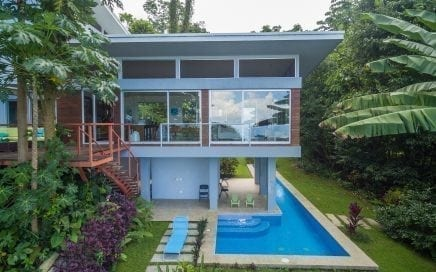 1.65 ACRES – 4 Bedroom Modern Home With Pool And Incredible Whales Tale Ocean Views!!!