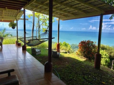 7 ACRES - 3 Bedroom Home + 2 Bedroom Home + Caretaker Home With Jaw Dropping Ocean Views!!!