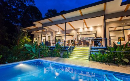0.63 ACRES – 3 Bedroom Modern Villa With Guest House, Pool, Ocean View!!!