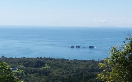 2.6 ACRES – One Of The Best Ocean View Estate Properties Available In Southern Costa Rica!!!!