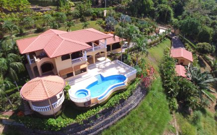 1.3 ACRES – 5 Bedroom Home With Pool, Caretaker House, And Whales Tale Ocean View!!!