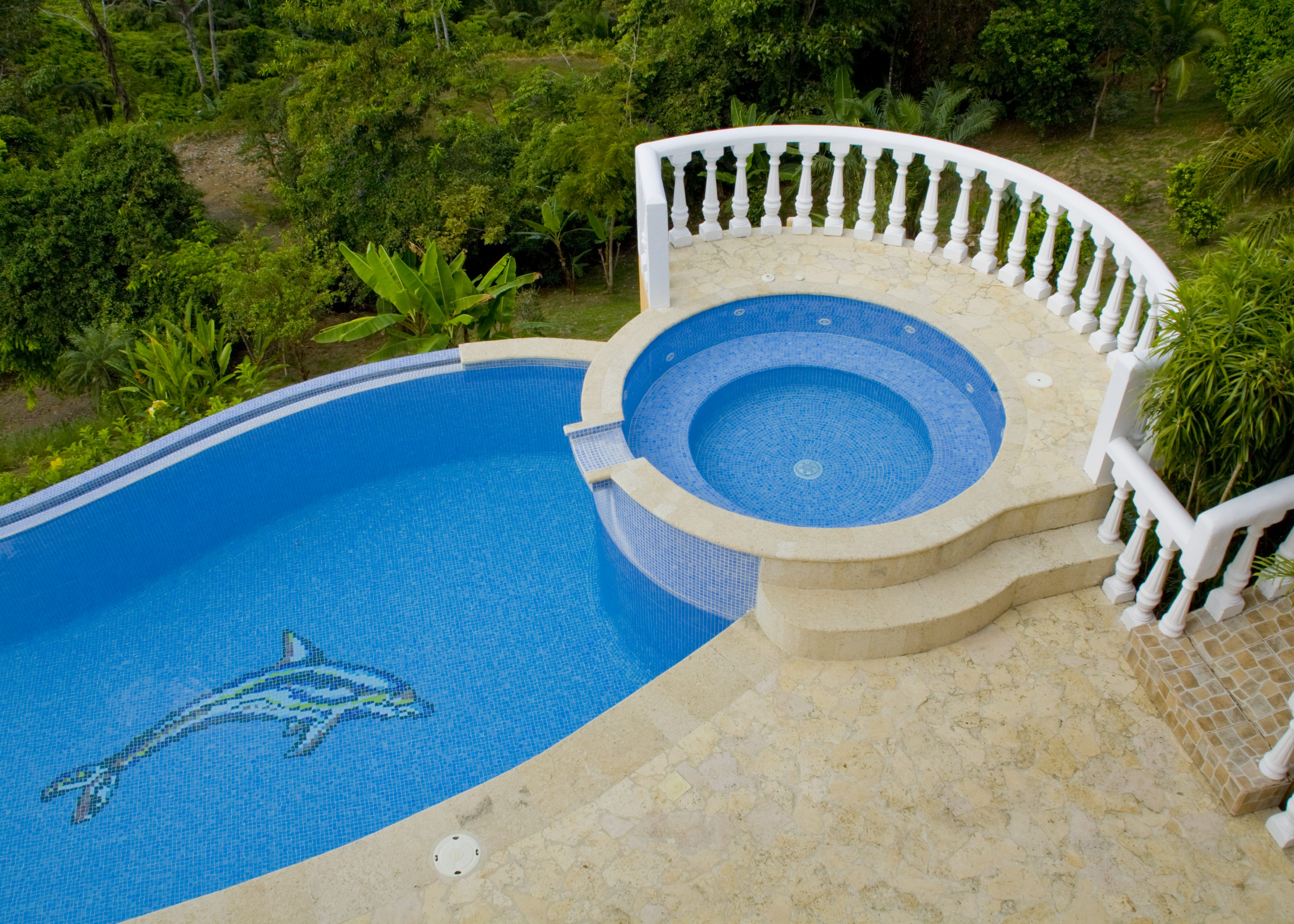1.3 ACRES - 5 Bedroom Home With Pool, Caretaker House, And Whales Tale Ocean View!!!