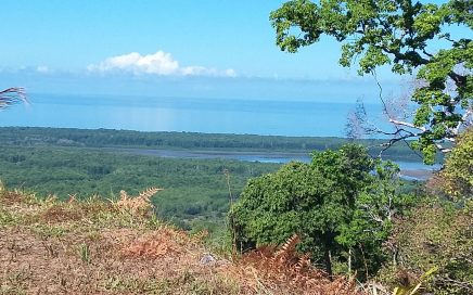 4.1 ACRES – Amazing Ocean And Mountain View Property With Two Building Sites!!!