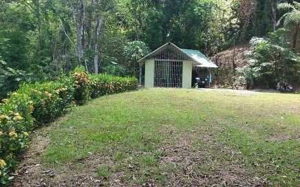 9.3 ACRES – Large Usable Property With Stream At A Great Price!!!