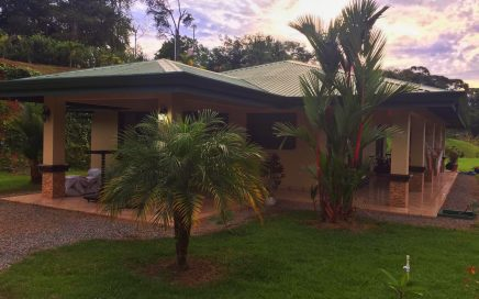 1.76 ACRES – 2 Bedroom, 2 Bathroom Brand New Home With Valley Views And Beautiful Exotic Garden!!!