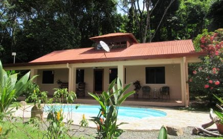 1.25 ACRES – 5 Bedroom Home With Pool And Ocean View!!!