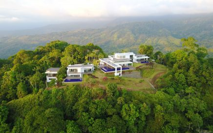 4 ACRES – 5 Bedroom Modern Luxury Estate With 3 Pools And Epic Ocean Views!!!