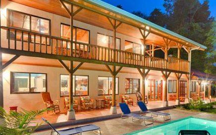 3.5 ACRES – 3 Bedroom w Pool, 1 Bedroom, Plus Caretaker House – BEACHFRONT ESTATE!!!