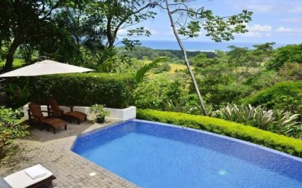 1.27 ACRES – 4 Bedroom Modern Ocean View Home In Gated Community With Paved Roads!!!