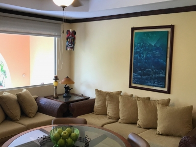 CONDO - 2 Bedroom Ground Floor Unit With Shared Pool At Isla Damas!!