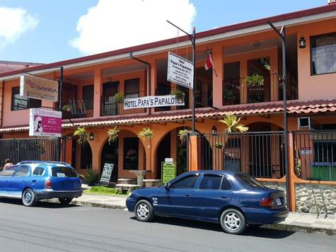 0 14 Acres Commercial Building In Downtown Quepos