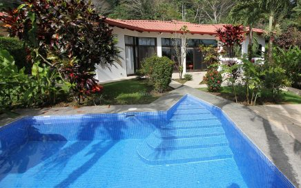 0.17 ACRES – 4 Bedroom Home With Pool And Small Ocean Window!!