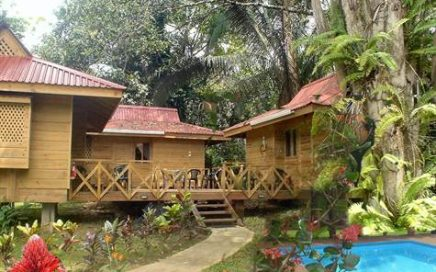 2.2 ACRES – 9 Room BnB With Pool Plus Owner's Residence!!!