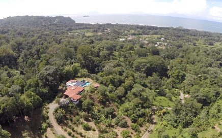 9.25 ACRES – 3 Bedroom Ocean View Home W Pool Plus 5 Ocean View Lots!!!