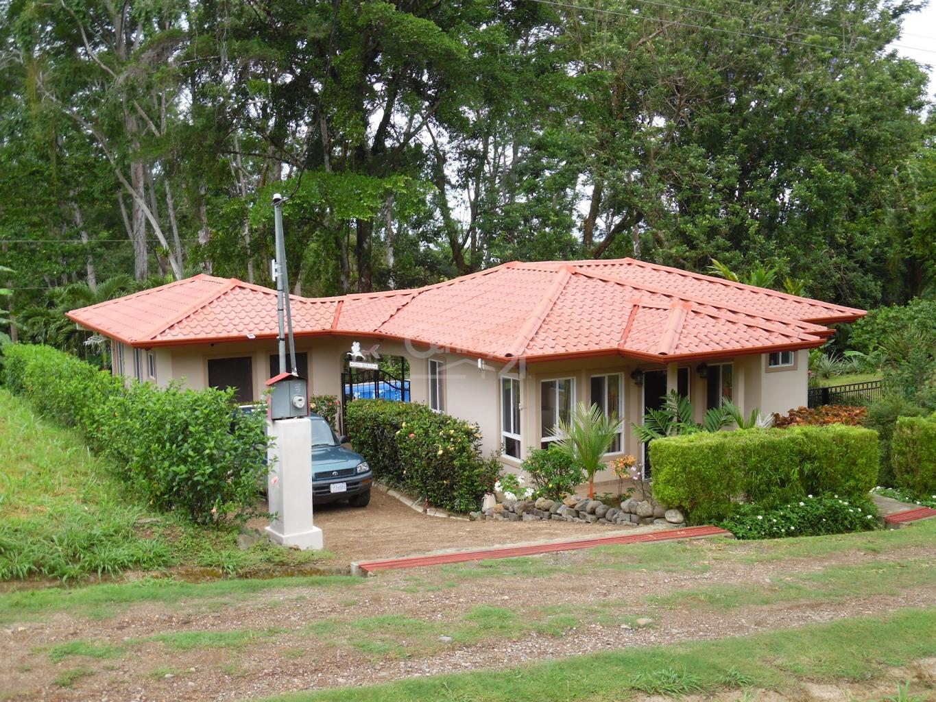 0.3 ACRES - 2 Bedroom Home With Pool In Gated Community!!