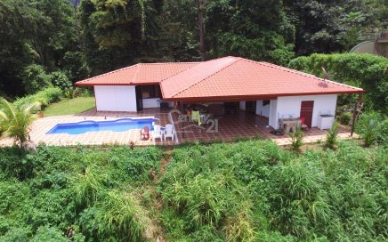 0.28 ACRES – 3 Bedroom Brand New Ocean View Home With Pool!!!