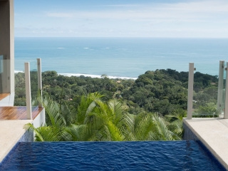 0.46 ACRES - 3 Bedroom Modern Home With Amazing Whales Tail Ocean View And Infinity Pool!!!!