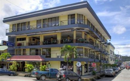 0.3 ACRES – 44 Room Hotel In Quepos Walking Distance To The Marina!!