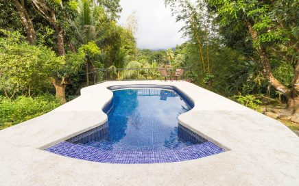 0.78 ACRES – 2 Bedroom Home With Pool Plus Additional Building Lot!!