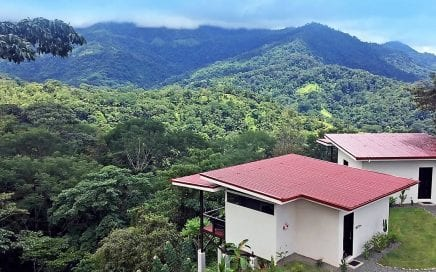 10 ACRES Boutique Hotel With 4 Cabins And 2 Bedroom Owner's Home With Ocean View!!!
