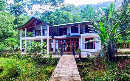 0.7 ACRES – 6 Bedroom Home, 1 Bedroom Guest Home, Ocean View, Waterfall, Pool!!!
