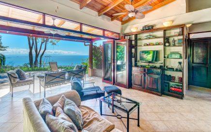 2 ACRES – 2 Bedroom Ocean View Home With Pool Plus 2 Bedroom Guest Home!!!