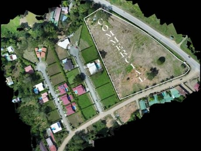 3.77 ACRES - Commercial Property With Paved Highway Frontage In Uvita!!!